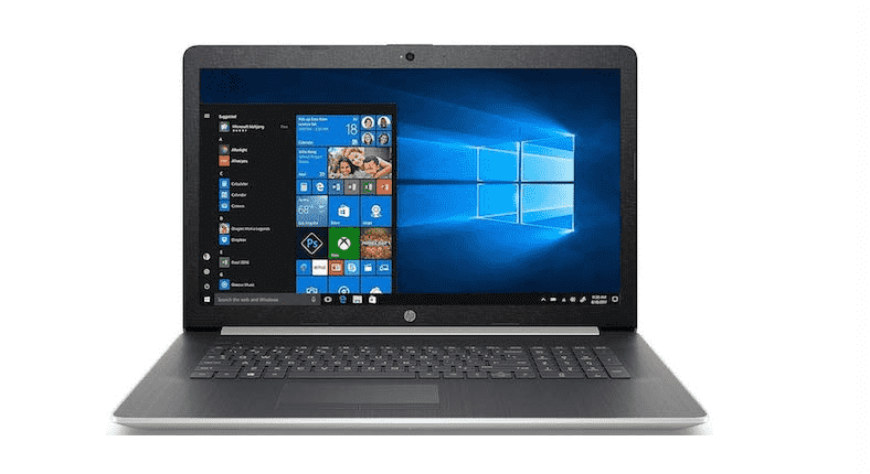 HP 17-Inch Gaming Laptop