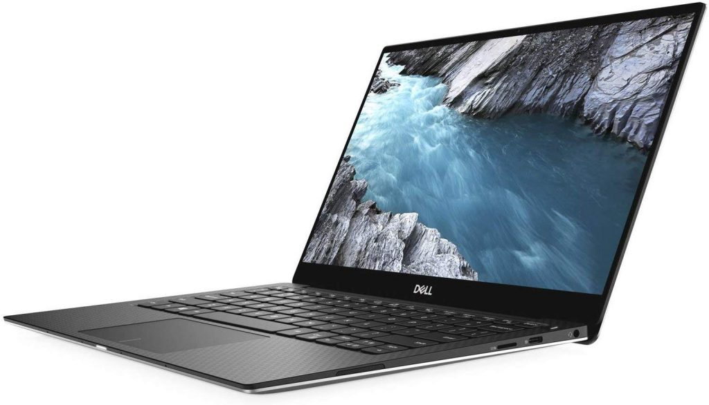 Dell XPS 13 - best for crafter and graphic designer